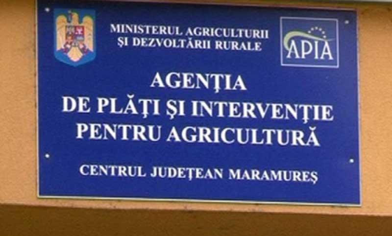 Funcționar APIA – în conflict de interese