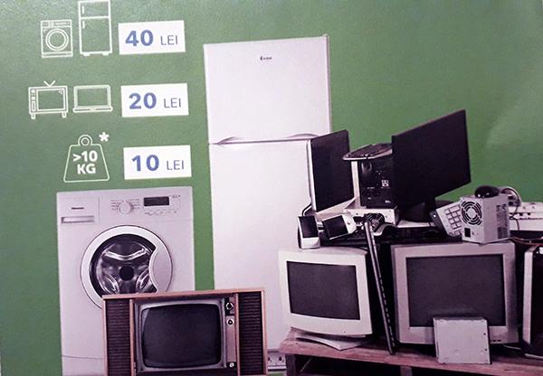 Campanie de reciclare la Şomcuta Mare. Câştiguri garantate