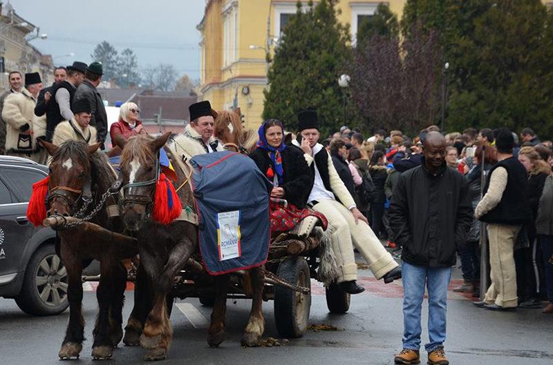 """""""Drumul Unirii"""" a început din Apșa de Jos"""