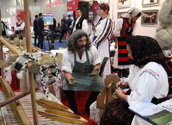 Județul Maramureș, la Târgul de Turism al României
