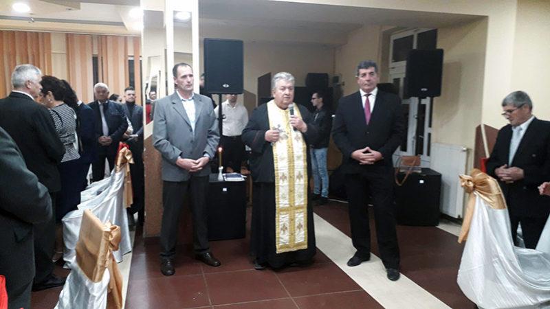 """Primarul Gheorghe Buda – naș mare la """"Nunta de aur"""""""
