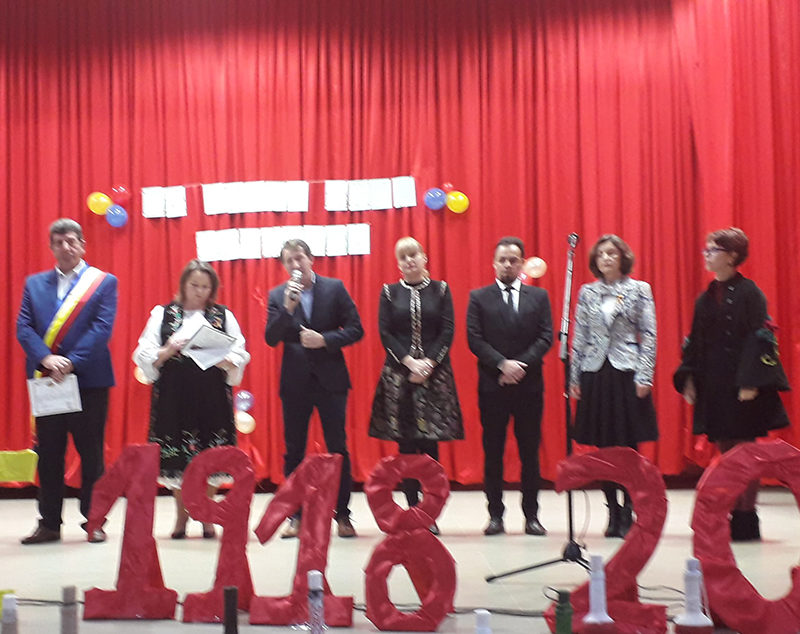 ",,Centenarul Marii Uniri"" la Șomcuta Mare – spectacol aniversar"