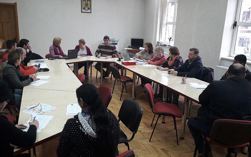 Contracte de finanțare pentru 10 antreprenori din Șomcuta Mare