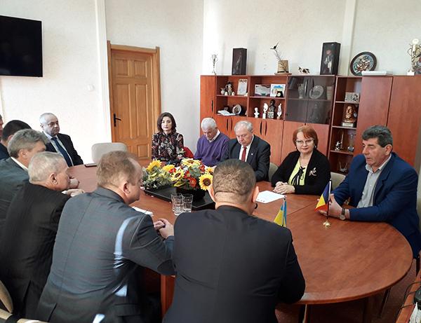 delegatie din ucraina la somcuta