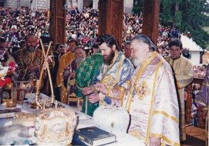 Zi aniversară pentru Preasfinţitul Episcop Iustin