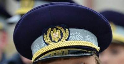 casca ofiter, politia de frontiera