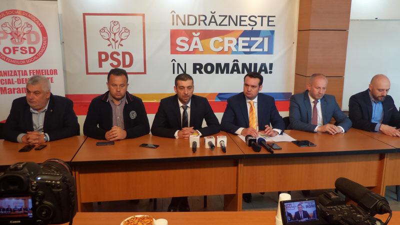 Cătălin Cherecheș, alături de PSD la europarlamentare