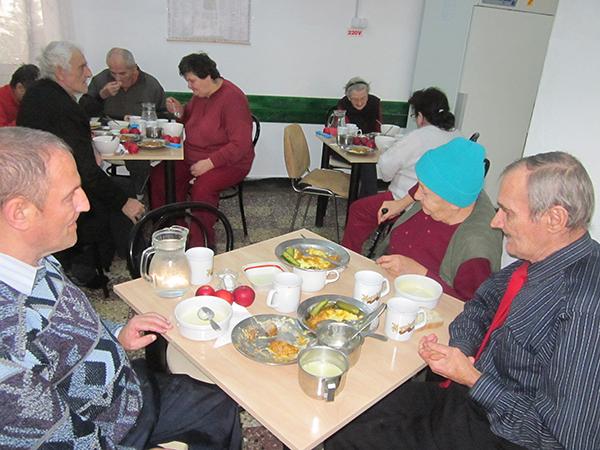 """""""Bunicii comunității""""- proiect demarat în Baia Sprie"""