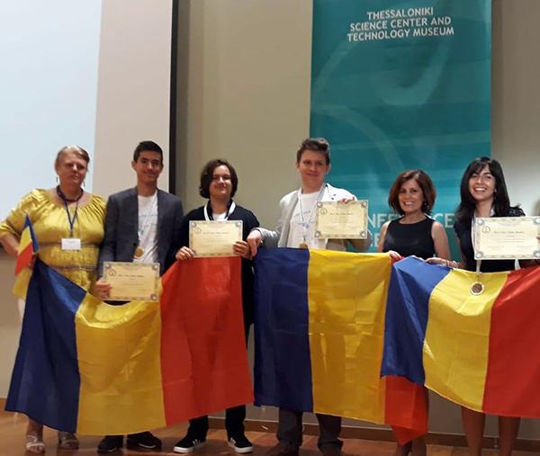 Medalie de la Salonic pentru șincaistul Radu Herzal