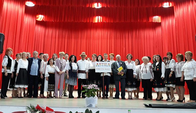 150 de ani de ASTRA, la Șomcuta  Mare