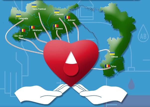 Donare de sânge de Ziua Cooperării Europene. Se oferă cadouri
