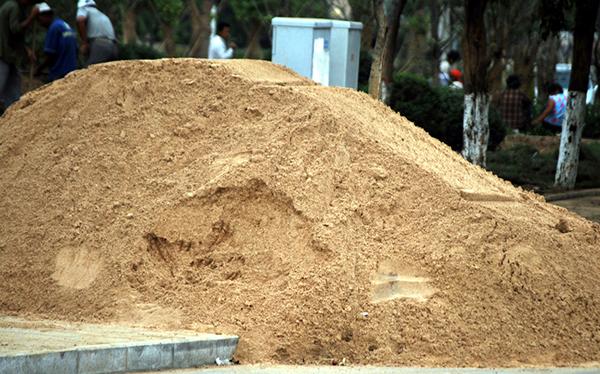 Stocuri de sare și nisip – verificate