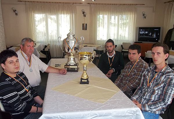 "Prima ediție la șah ""Cupa Rotary Baia Mare 2005"""