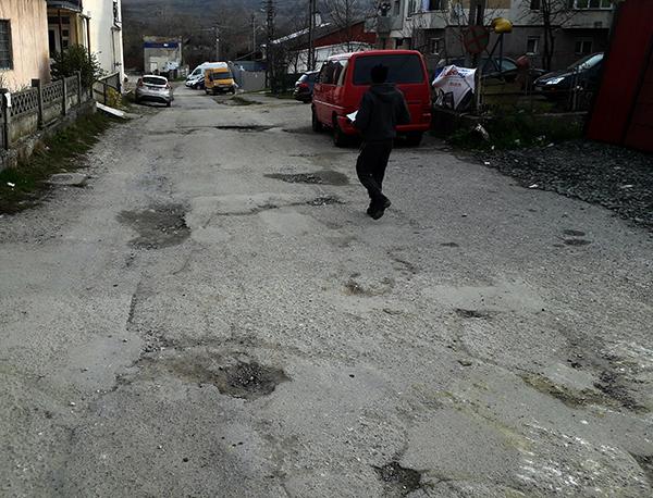 Strada Târgului din Șomcuta Mare intră în reabilitare