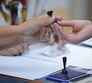 Prezența bună la vot la orele amiezii
