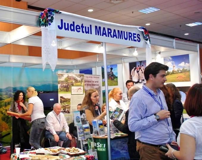 Consiliul Județean promovează  Maramureșul la Târgul de Turism