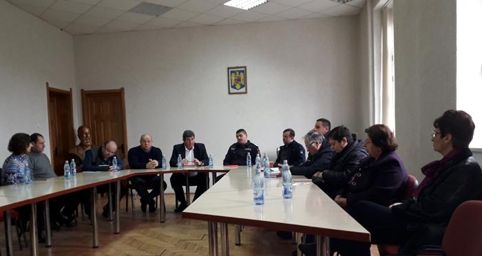 Primar Gheorghe Buda: Evitaţi zonele aglomerate