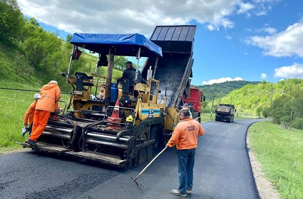 5 milioane lei, de la CJ, pentru infrastructura rutieră