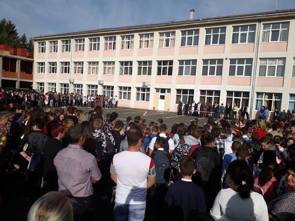 deschidere an scolar