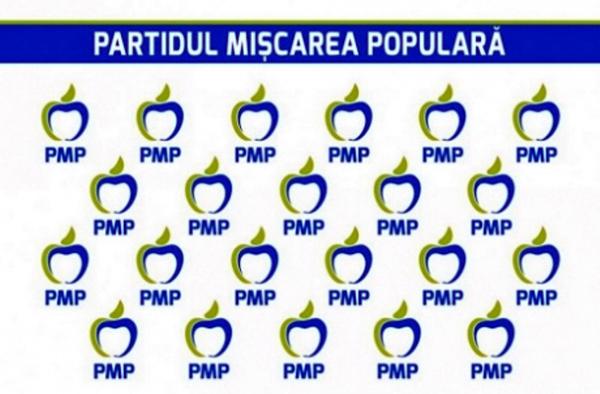 PMP, la Parlamentare, fără Severica