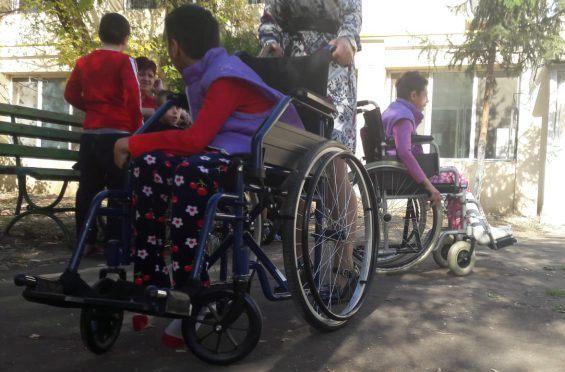 Gheorghe Buda: Situaţie gravă pentru însoţitorii persoanelor cu handicap