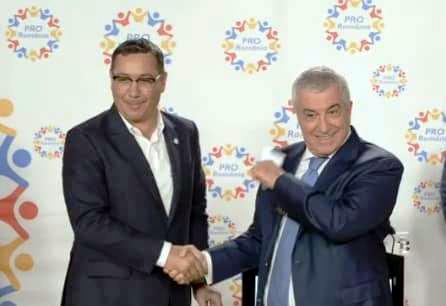 Pro România și ALDE au oprit fuziunea
