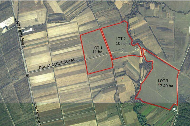 Primar Șomcuta: Dispunem de teren care se pretează cel mai bine pentru înființarea unui parc industrial