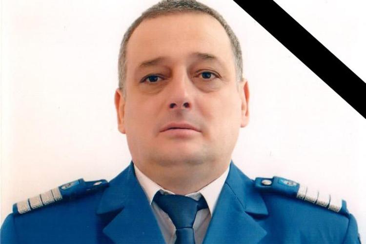 Jandarm decedat în accident