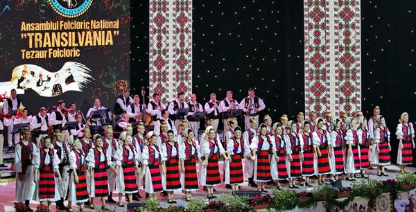 ansamblul transilvania