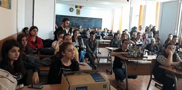 """Proiect demarat de Liga Studenților """"Pintea Viteazul"""""""