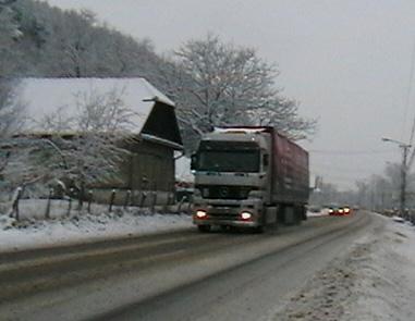 Maramuresul – fara drumuri blocate