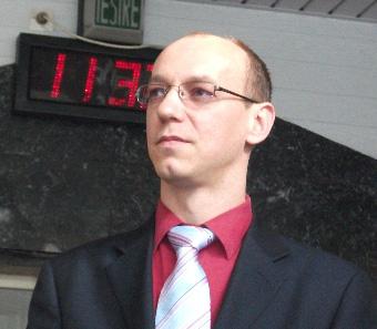 "Mihai Patrascu ""sfintit"" in lipsa, dar oficial, in functia de director"