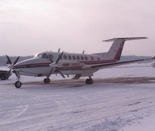 Avion pentru urgente medicale in Maramures
