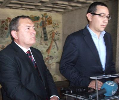 Ponta a renuntat la Maramuresul pentru Jeffrey Franks