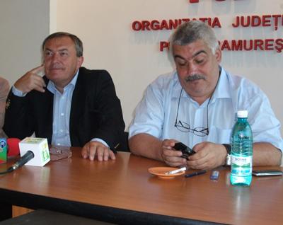 PSD Maramures sustine deciziile lui Ponta