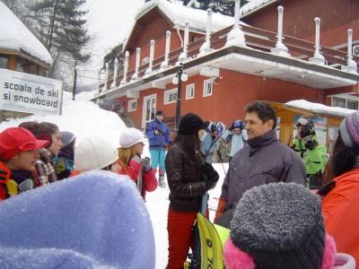 Investitii in turism la Cavnic si Baiut