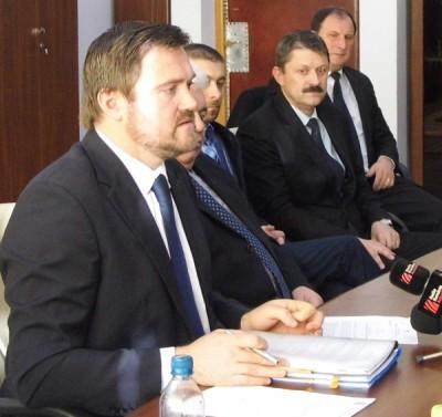 Contract semnat pentru proiectul de gestionare al deseurilor