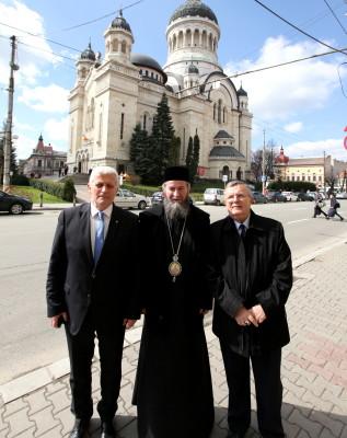 Zece ani de la infiintarea Mitropoliei Clujului, Maramuresului si Salajului