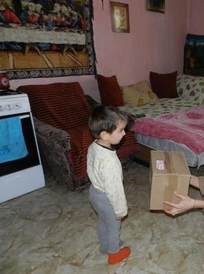 Cadouri pentru 50 de copii de la membrii PMP Vişeu de Sus