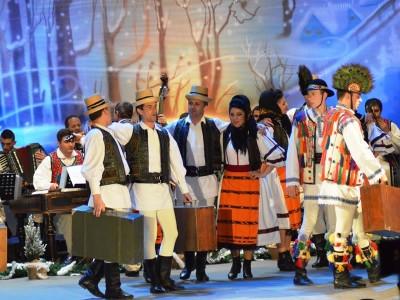 Petrică Mureşan, la spectacol caritabil în Maramureş