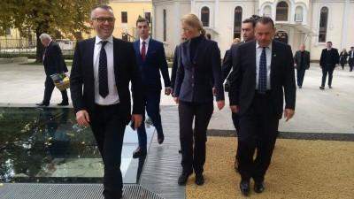 """Gorghiu a venit în Maramureş. """"Dacii liberi şi penali din PNL"""" au dus-o în piaţă"""
