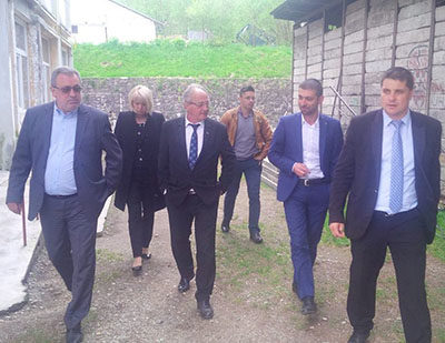 Zetea: Vladimir Petruț este primarul care poate implementa proiecte pentru a schimba fața Cavnicului