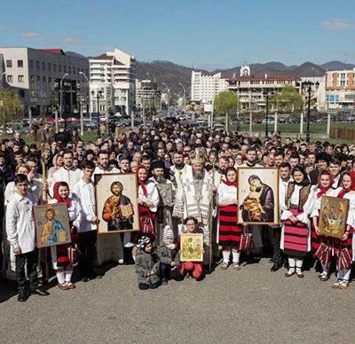 Evenimente religioase, culturale şi sportive de Rusalii