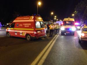Accident rutier provocat de un minor băut
