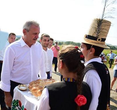 Liviu Dragnea a cumpărat din Maramureş ceapă pentru Cioloş