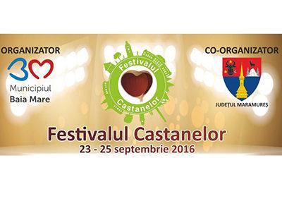 Festivalul Castanelor. Programul evenimentelor