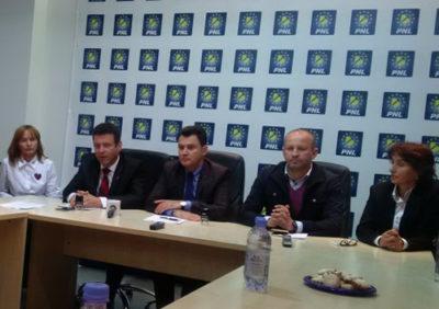 Mixtură între PNL şi Coaliţia pentru Baia Mare