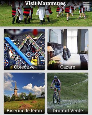 """Zetea: """"Visit Maramureş"""" – o aplicaţie inedită destinată turiştilor"""