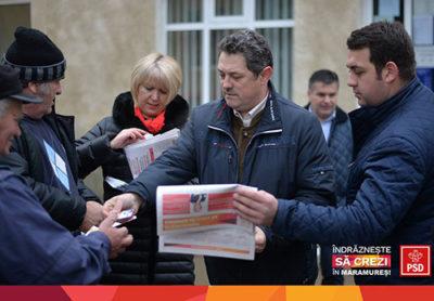 Marius Sorin Bota: Drumurile din Ţara Codrului, din Ţara Lăpuşului, de pe Valea Izei și atragerea de investiţii în Maramureş sunt prioritățile următorului mandat