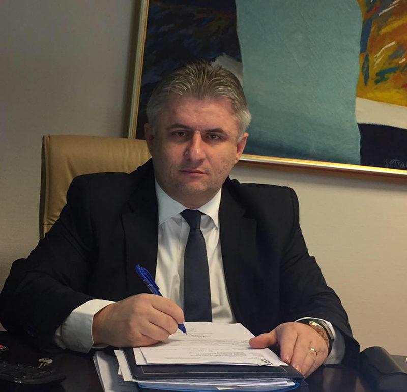 Dragos Titea a revenit la Ministerul Transporturilor